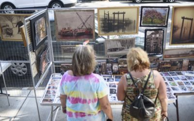 Two Weeks Until the City Island Spring Arts and Crafts Fair