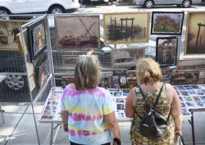 City Island Arts and Crafts Fair - Photo: Rick DeWitt