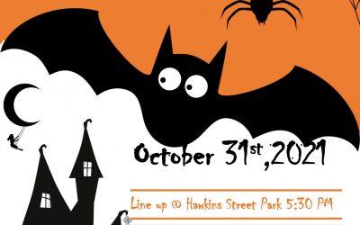 The 2021 City Island Halloween Parade